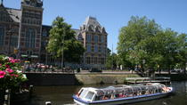Canal Cruise with Van Gogh Museum and Rijksmuseum in Amsterdam, Amsterdam, null
