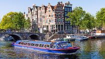 Kanal-Bootstour in Amsterdam, Amsterdam, Day Cruises
