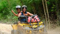 ATV Xtreme and Zipline Adventure from Riviera Maya, Playa del Carmen, 4WD, ATV & Off-Road Tours