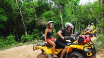 ATV Xtreme and Zipline Tour from Cancun, Cancun, 4WD, ATV & Off-Road Tours