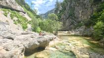 Grand Canyon of Austria, Vienna, Hiking & Camping