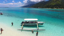 Moorea Intimate Snorkeling and Water Lunch Tour, Moorea, Day Cruises
