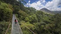 Arenal Hanging Bridges Hiking Tour, La Fortuna, White Water Rafting & Float Trips
