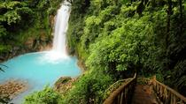 Blue River and Tenorio Volcano National Park Hike, La Fortuna, Hiking & Camping