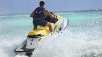 Jet Ski Rental at Orient Bay Beach, St Martin, Waterskiing & Jetskiing