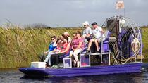 Economy-Shared Everglades Airboat Tour from Miami, Miami, Airboat Tours