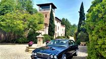 Private Tour in a Classic Jaguar Car - Tramuntana's, Palma & Castle Bellver, Mallorca, Custom...