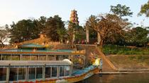 Hue city tour by car and boat trip on the perfume river, Hue, Cultural Tours