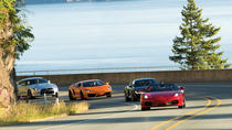 Sea to Sky Exotic Driving: Sky Pilot Experience, Vancouver, Adrenaline & Extreme