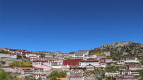 Day Tour: Tibet Ganden Monastery, Lhasa, Day Trips