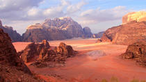 Petra and Wadi RUm Tour from Eilat Border for 03 Days 02 Nights, Eilat, Cultural Tours
