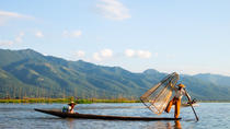 Inle Lake and Indein Tour by boat, Inle Lake, Day Cruises