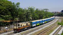 Yangon circular train with National Museum and sunset at Kandawgyi Park, Yangon, Cultural Tours