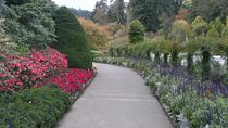 Victoria City and Butchart Gardens Private Half-Day Tour, Victoria