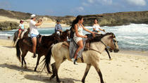 Aruba Natural Pool Horseback Riding Tour, Aruba, Horseback Riding