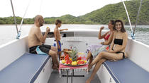 Private boat family snorkel combo, Tamarindo, Snorkeling