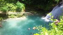 Day Trip to Blue Hole and Dunn's River Falls from Falmouth, Falmouth