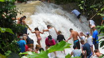 Montego Bay Shore Excursion: Blue Hole and Dunn's River Falls Tour, Montego Bay, Western Caribbean ...