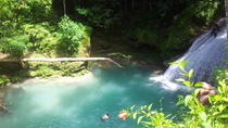 Private Montego Bay Shore Excursion: Blue Hole Adventure, Montego Bay, Western Caribbean Shore ...