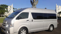 Full-Day Tours in Bali Beautiful Destination with Toyota HiAce up to 16 Pax, Ubud, Cultural Tours