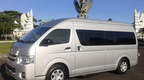 Private Arrival Transfer: Bali Airport to Hotel with Minibus Toyota HiAce up to 12 Pax, Kuta, ...