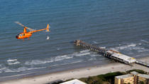 Cocoa Beach Pier Helicopter Tour from Port Canaveral, Cape Canaveral