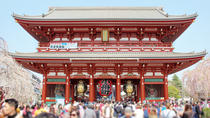 Asakusa, Past and Present: Small-group Walking Tour with Snacks, Tokyo, City Tours
