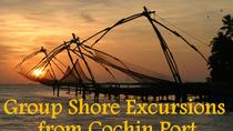 Cochin Group Shore Excursions from Cruise Terminal Pier, Kochi, Ports of Call Tours