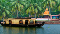 Kochi Private Tour: Kerala Backwater Houseboat Day Cruise, Cochin
