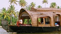 Kochi Private Tour: Overnight Alleppey Backwaters Houseboat Cruise, Cochin