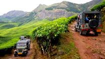 Kolukkumalai Jeep safari -tea trail and Orthodox Tea Factory visit -Private Tour, Munnar, 4WD, ATV...