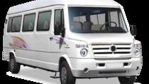 Private Van (Tempo Traveler ) and Driver at Disposal in Cochin, Kochi, Bus & Minivan Tours