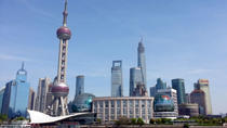 Private Tour: Yuyuan Garden, Shanghai Urban Planning Exhibition Hall, The Bund, World Financial ...