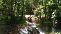Half-Day ATV 4-Wheel Buggy Rainforest Day Trip from Cairns, Cairns & the Tropical North, White ...