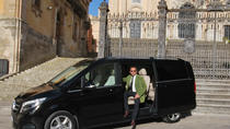 Comiso private transfer with van or van to Ragusa, Ragusa, Bus & Minivan Tours