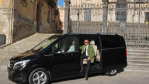 From Catania airport to Noto or Pozzallo or Modica or Scicli or Marzamemi - Van, Catania, Airport &...