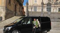 Private transfer from Catania to Donnafugata Golf Resort, Catania, Private Transfers