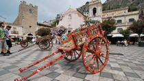Taormina - Etna vulcan private tour from port of Catania or Taormina or Syracuse, Catania, Private...
