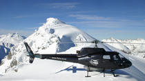 Helicopter Tour with Alpine Snow Landing from Queenstown, Queenstown, Air Tours
