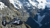 Milford Sound and the Glaciers Helicopter Tour including Landing from Queenstown, クイーンズタウン