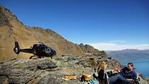 Private Champagne Picnic on a Peak with Helicopter Ride, Queenstown, Helicopter Tours