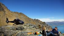 Private Champagne Picnic on Cecil Peak with Helicopter Ride , Queenstown, Helicopter Tours
