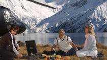 The Ultimate Milford Sound Experience by Helicopter from Queenstown, クイーンズタウン