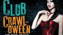 Las Vegas Halloween Club Crawl, Las Vegas, Halloween