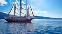 Volcano Sunset Boat tour with Dinner, Santorini, Attraction Tickets