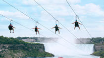 Zipline To The Falls - Niagara Falls, Canada, Niagara Falls & Around, Ziplines