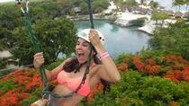 Cozumel Xtrem Adventure Zipline with Chankanaab Park, Cozumel, 4WD, ATV & Off-Road Tours