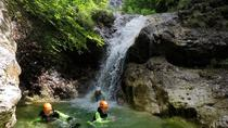 Adrenaline Canyoning Trip in Bovec, Slovenia, Bovec, Climbing