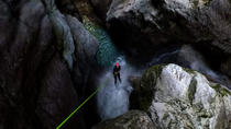Extreme Canyoning Trip in Bovec, Slovenia, Bovec, Climbing