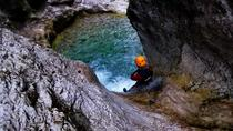 Family Canyoning Trip in Bovec, Slovenia, Bovec, Climbing